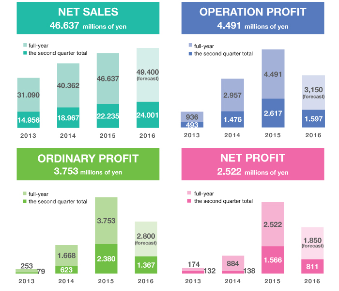 Business raport_sales-and-profit_2016