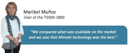 TS500-1800 testemonial