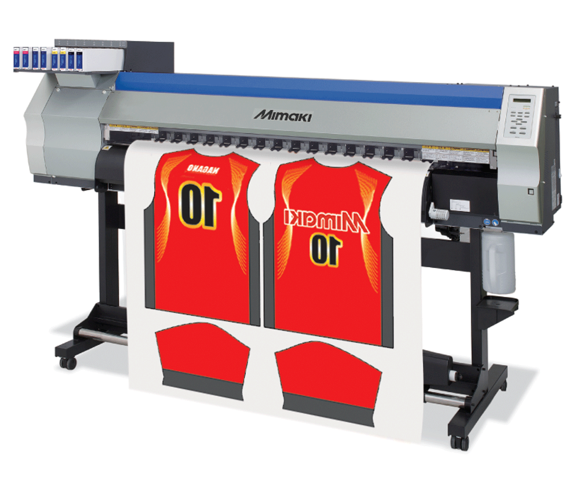 TS3-1600 High Speed, Continuous Dye Sublimation Printer