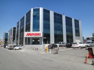 Mimaki Turkey office