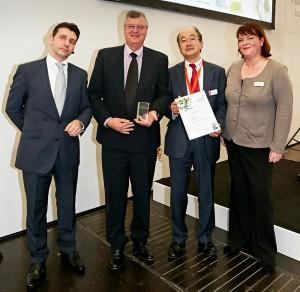 Viscom best of 2013 award