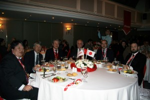 Opening Turkish centre