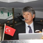 Sakae Sagane, Managing Director of Mimaki Europe