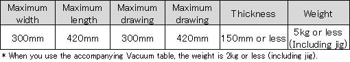 ujf-3042hg media size