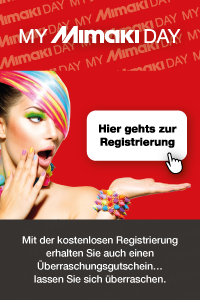 My Mimaki days 2014