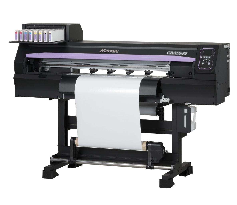 Mimaki CJV150 printer/cutter