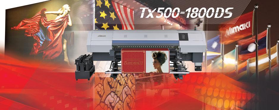 TX500-1800DS