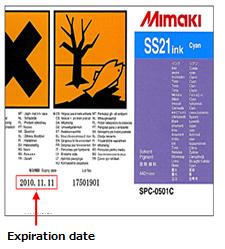 cjv30 expiration ink date