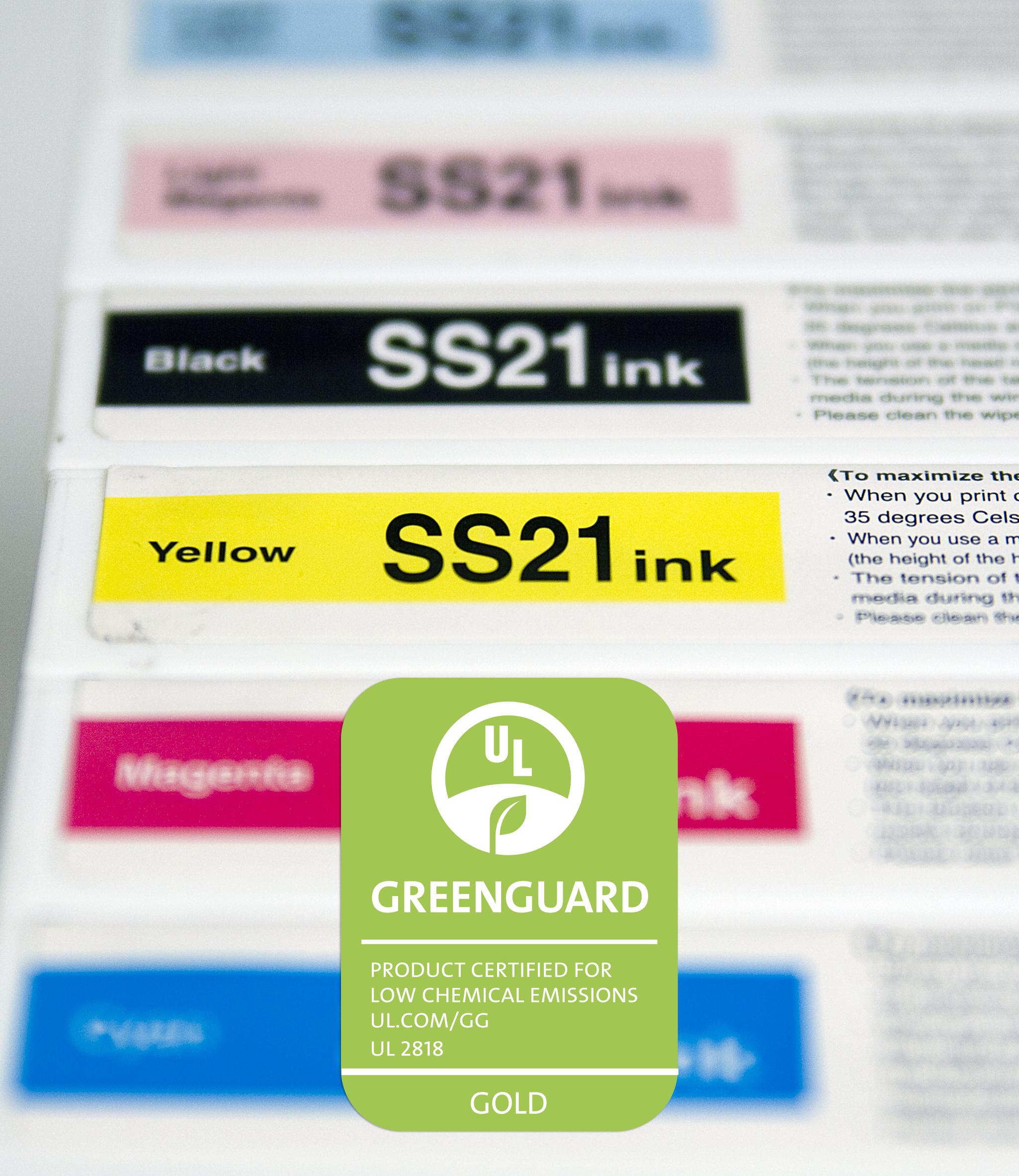 Mimaki Inks Attain Coveted Greenguard Gold Accreditation News