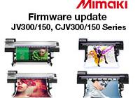 Mimaki Firmware update