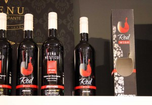 Printed-wine-bottles-at-the-Mimaki-booth