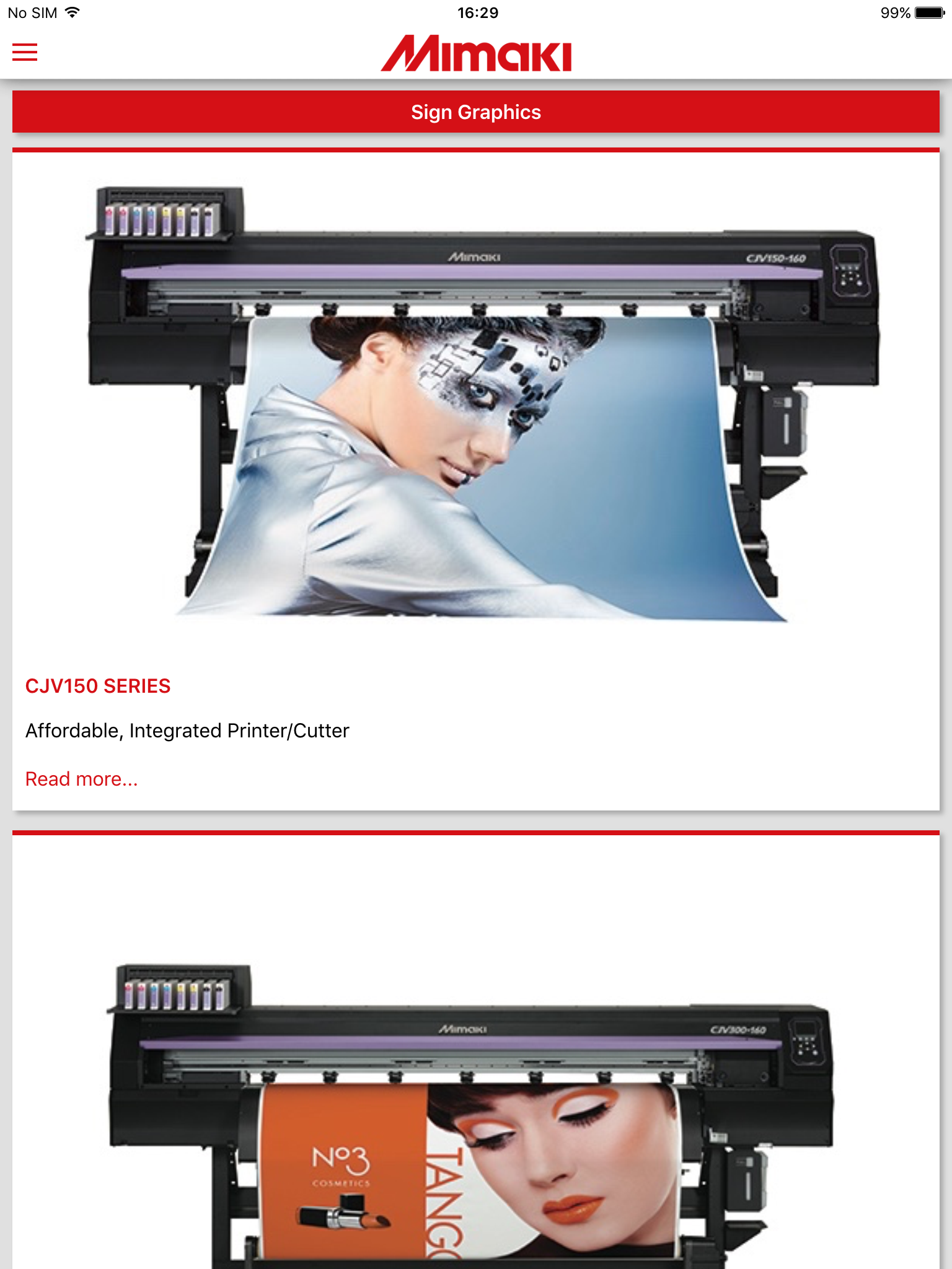 App-lying print inspiration with Mimaki - News - Mimaki Europe