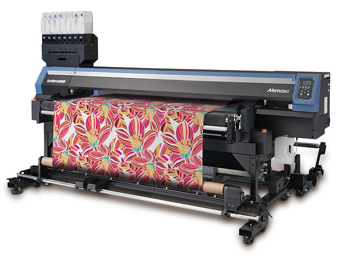 Mimaki brings breakthrough digital printing to the textile