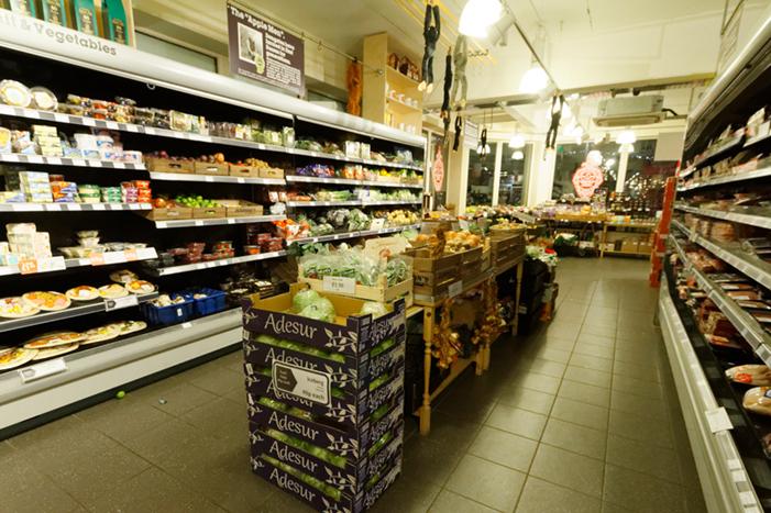 1. Light in shop web