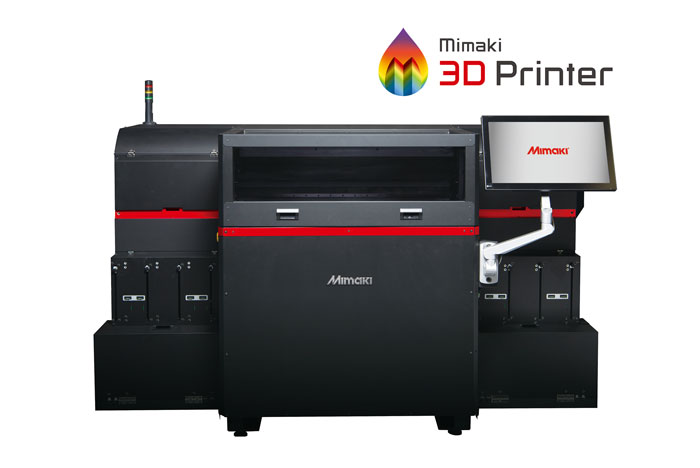 Mimaki brings photorealistic colour to 3D printing with unique 3DUJ