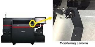 Camara Interna para acompanhamento do processo impressao 3D