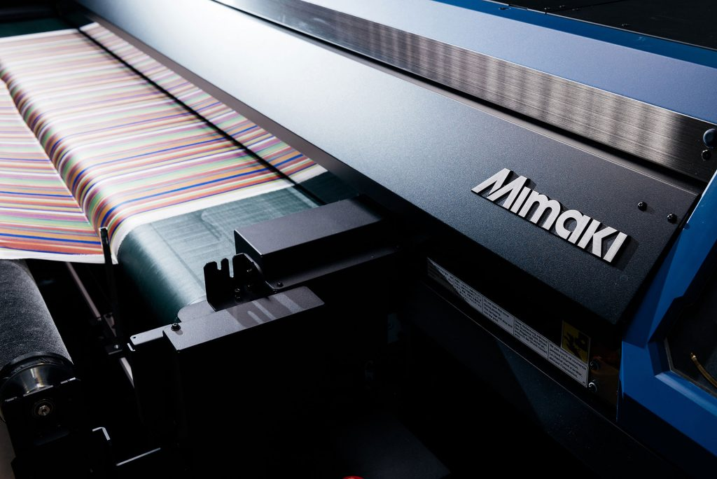 Mimaki to present the beauty of digital textile printing ...