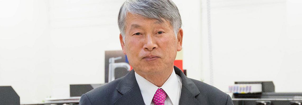 Sakae Sagane, Chairman of Mimaki Europe, has retired - News