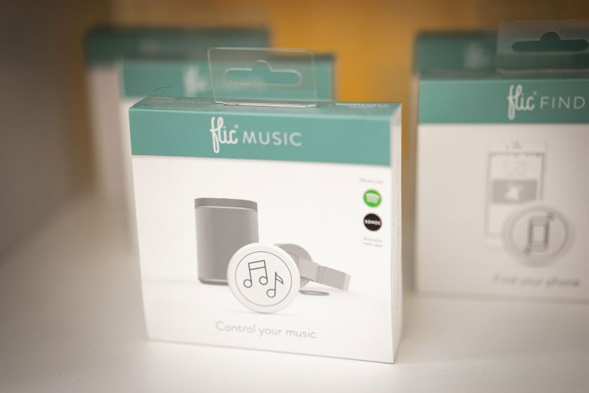 Flic packaging