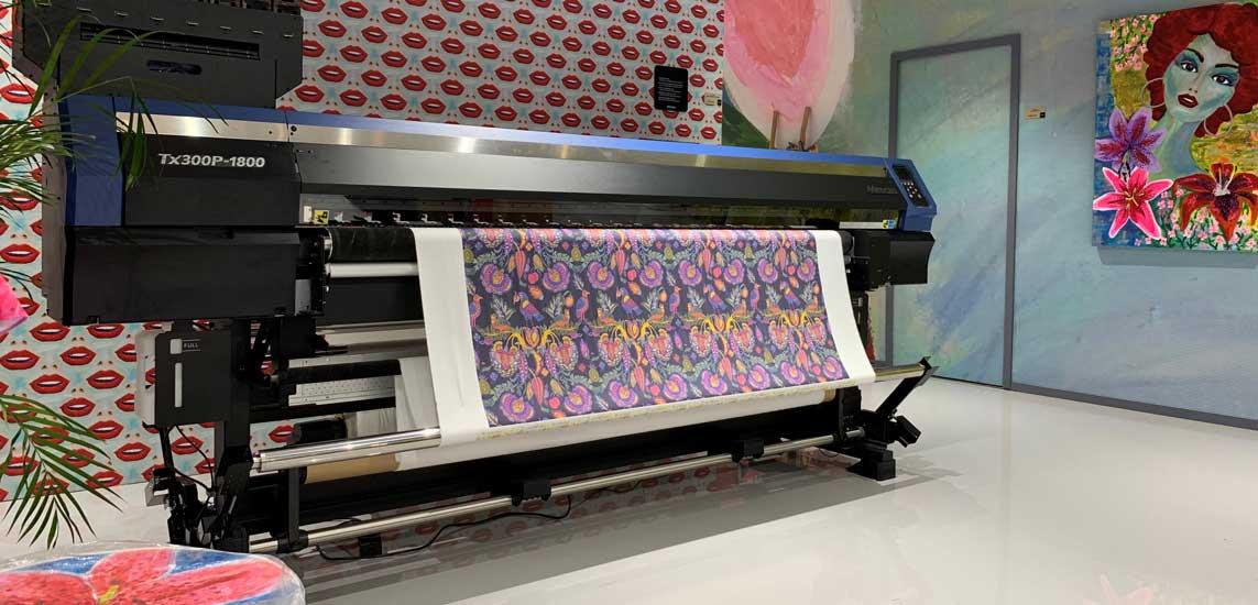 TX300P-1800P hybrid printer