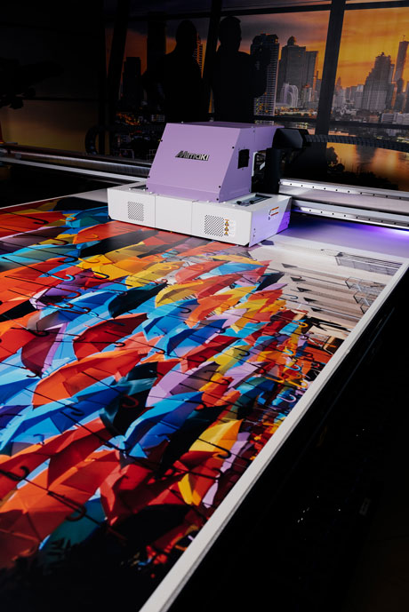 Application-Textile