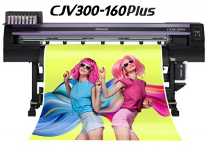 CJV300-160Plus Print and Cut
