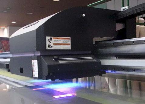 JFX200-2513 EX LED curing unit
