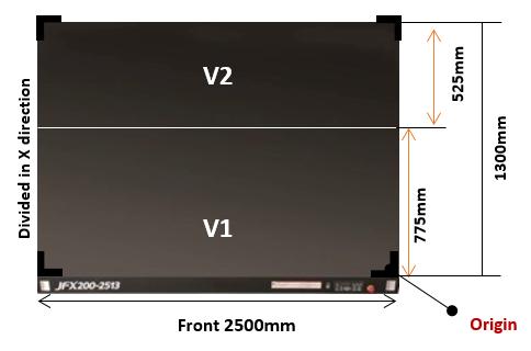 JFX200-2513 EX vacuum