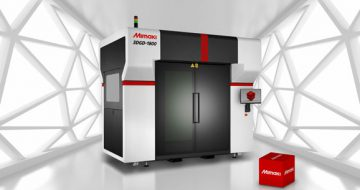 Large-format 3D printing: a new addition to the Mimaki ecosystem image