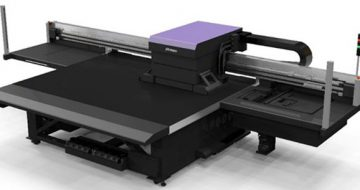 Mimaki steps up LED-UV flatbed inkjet printer range with two quick and colourful image
