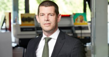 Mimaki's Arjen Evertse Promoted to General Manager Sales, EMEA image