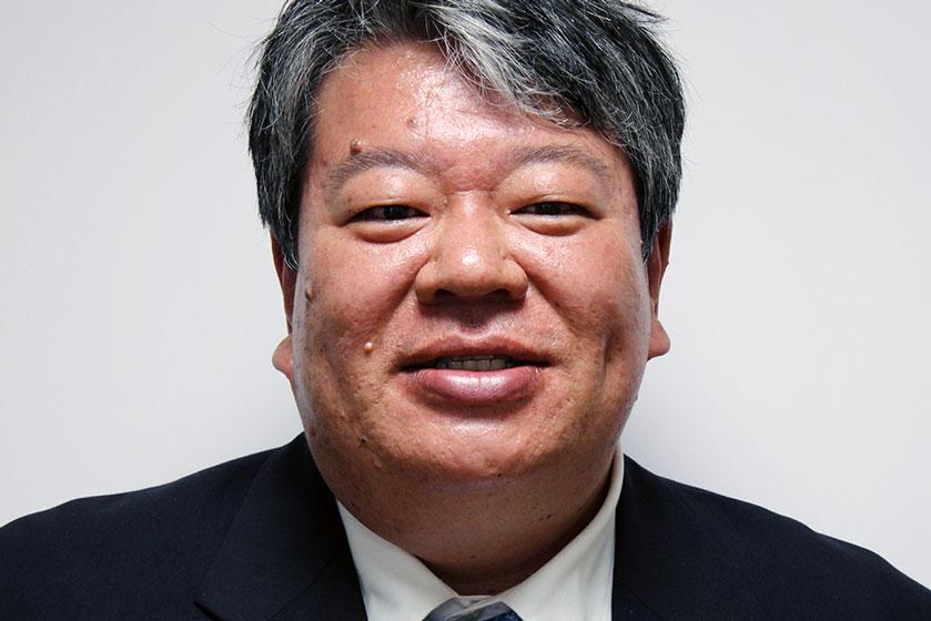 Mr Kazuaki