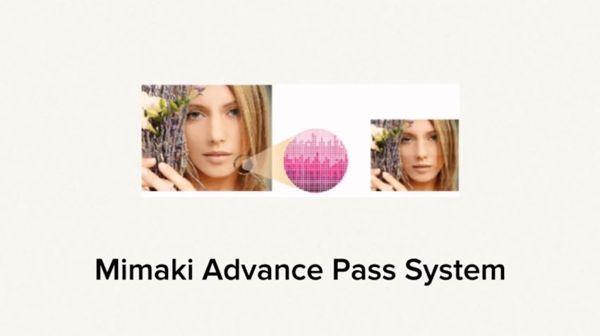 MAPS - Mimaki Advanced Pass System